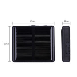 Solar Powered Waterproof Portable  Real Time Pet GPS Tracking Devices